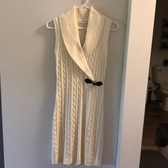 Calvin Klein Dresses & Skirts - Sweater Dress